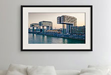 poster_esempio skyline Colonia