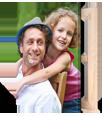 tela_esempio padre e bambina